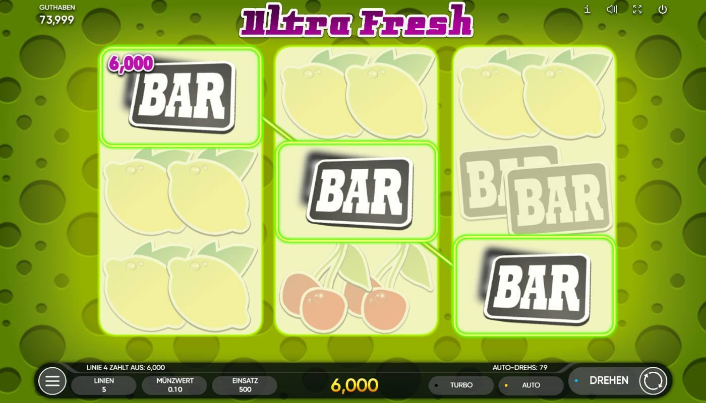Ultra Fresh kostenlos spielen 1
