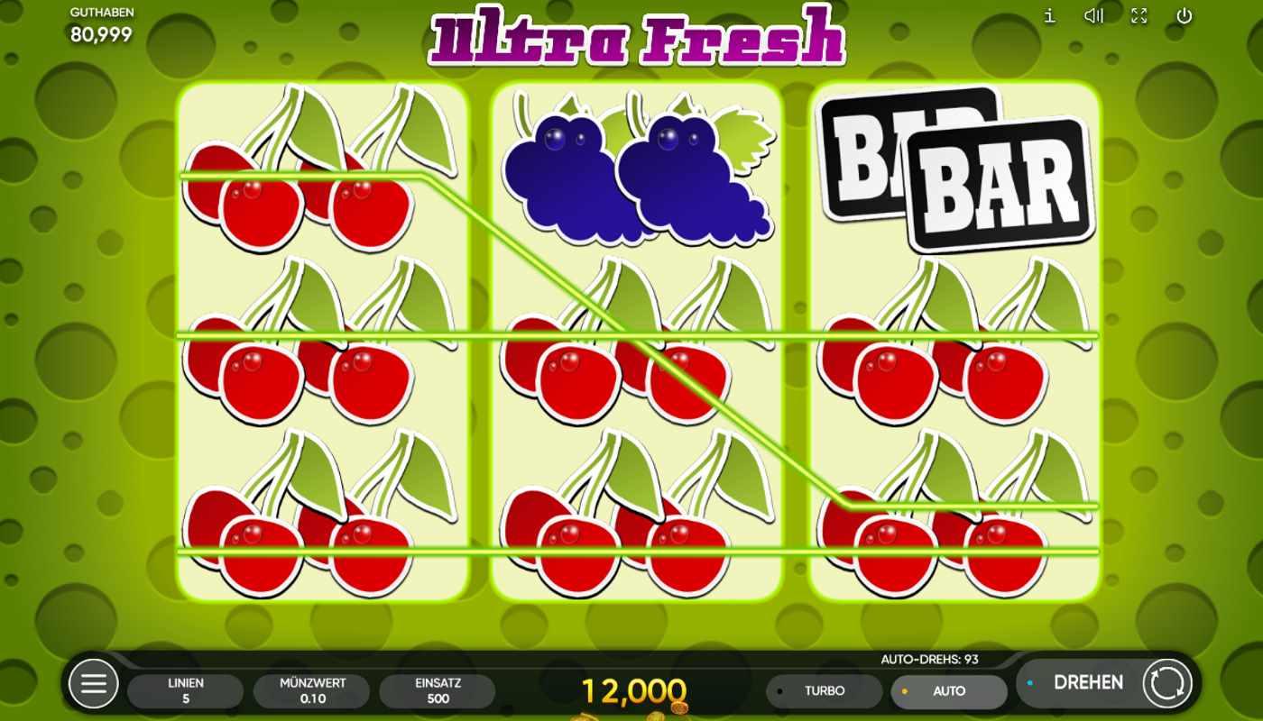 Ultra Fresh kostenlos spielen 2