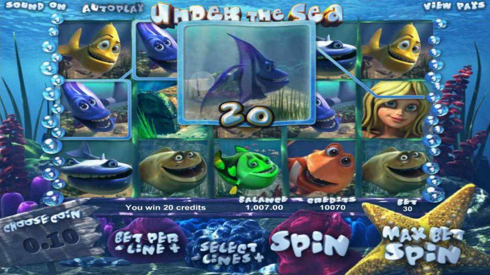 Under The Sea kostenlos spielen 1
