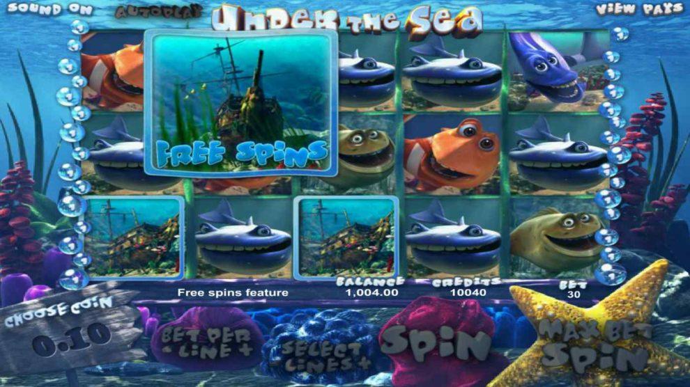 Under The Sea kostenlos spielen 2