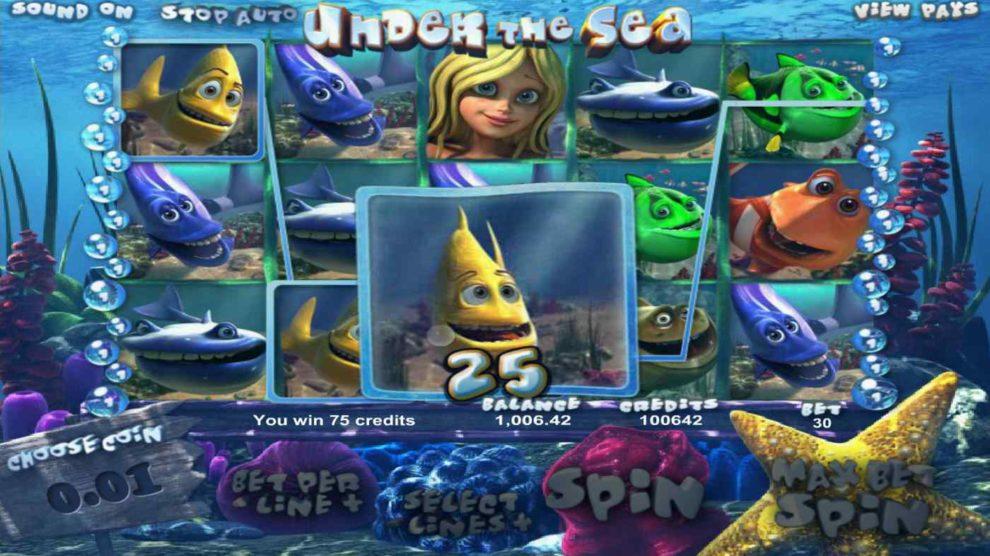 Under The Sea kostenlos spielen 3