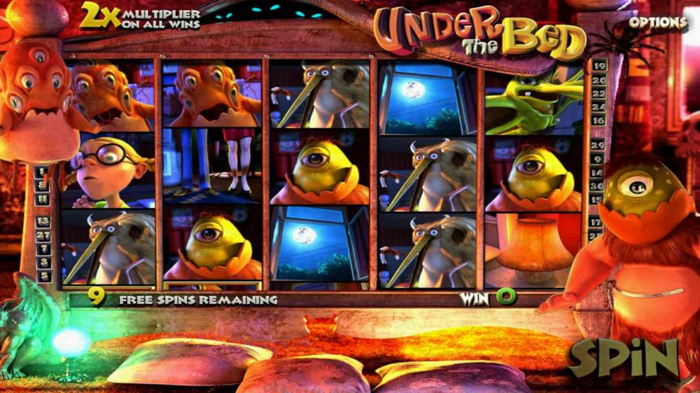 Under The Bed kostenlos spielen 3