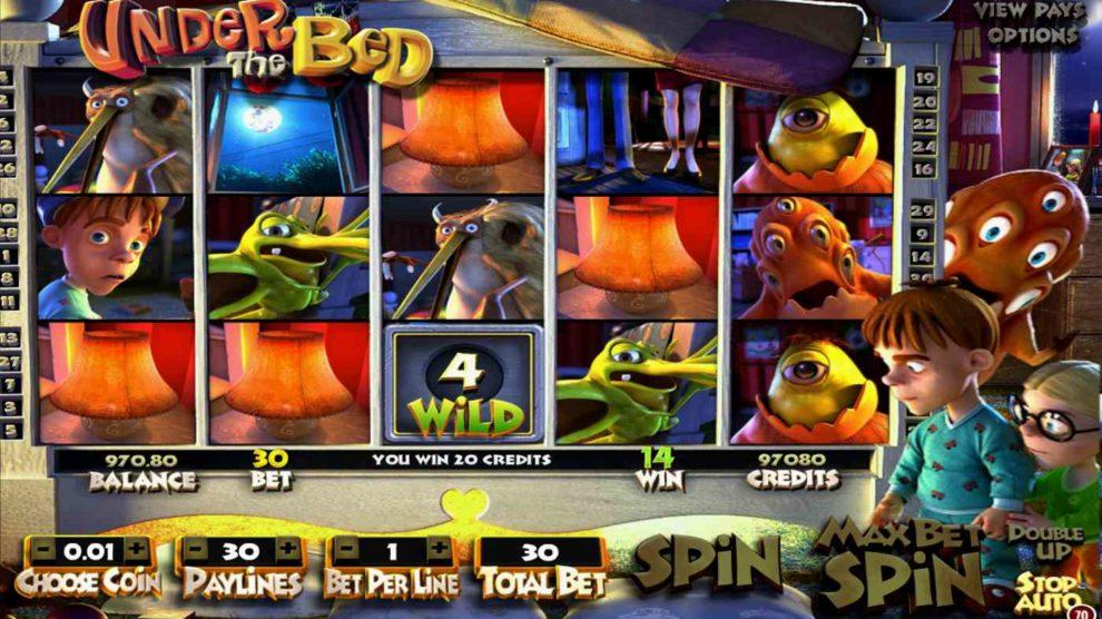 Under The Bed kostenlos spielen 2