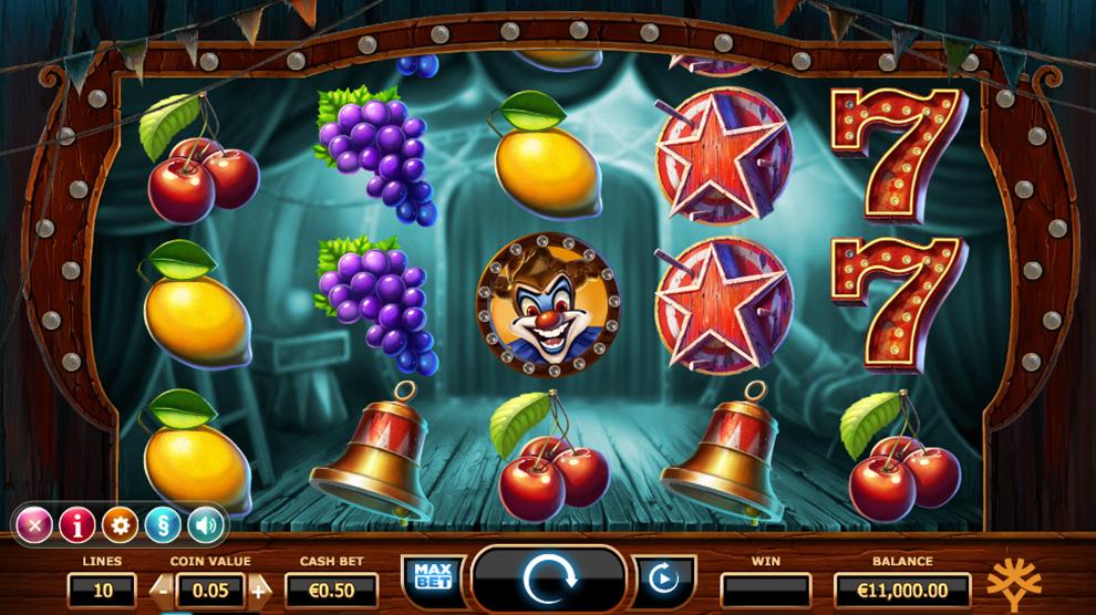 Wicked Circus kostenlos spielen 3