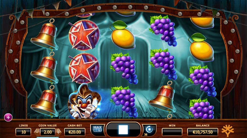 Wicked Circus kostenlos spielen 5