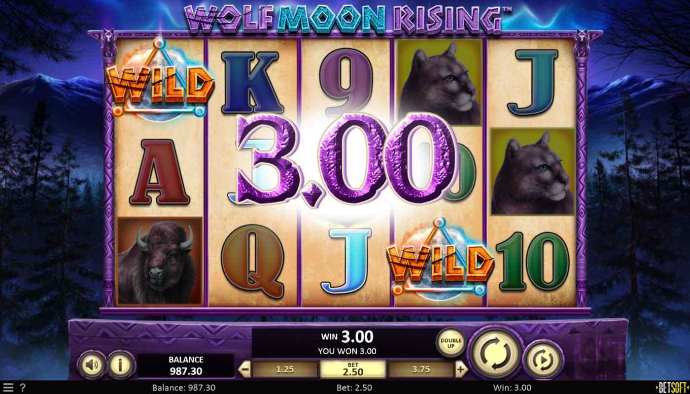 Wolf Moon Rising kostenlos spielen 1
