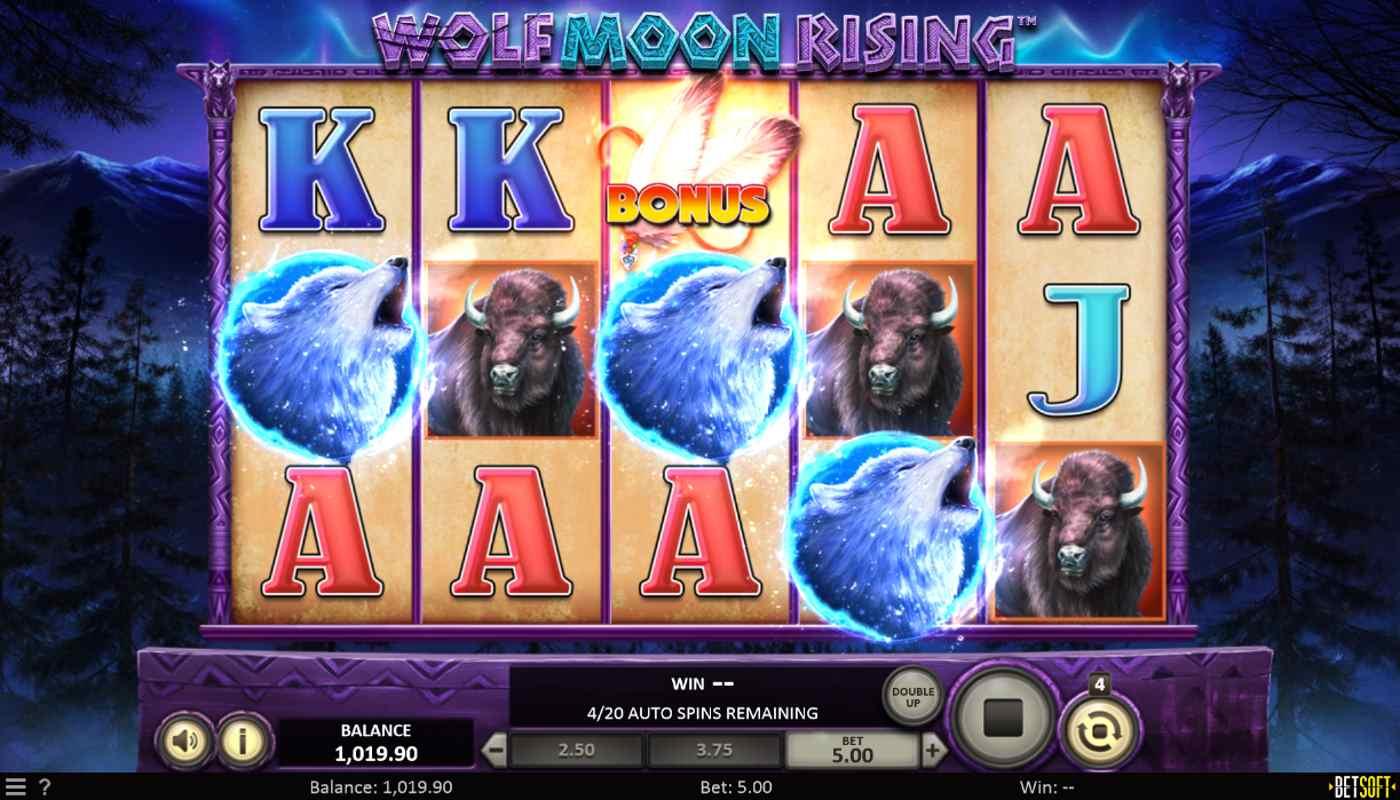 Wolf Moon Rising kostenlos spielen 2