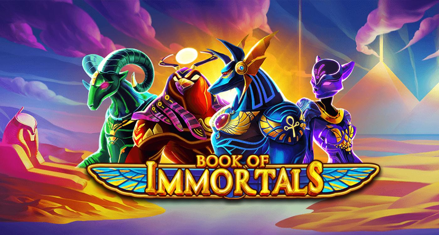 Book Of Immortals kostenlos spielen 1