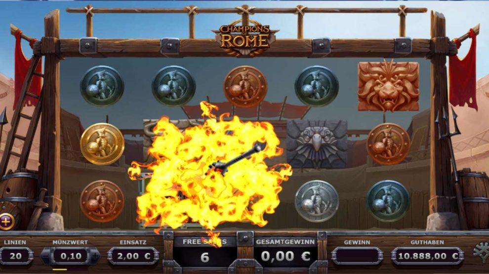 Champions Of Rome kostenlos spielen 1