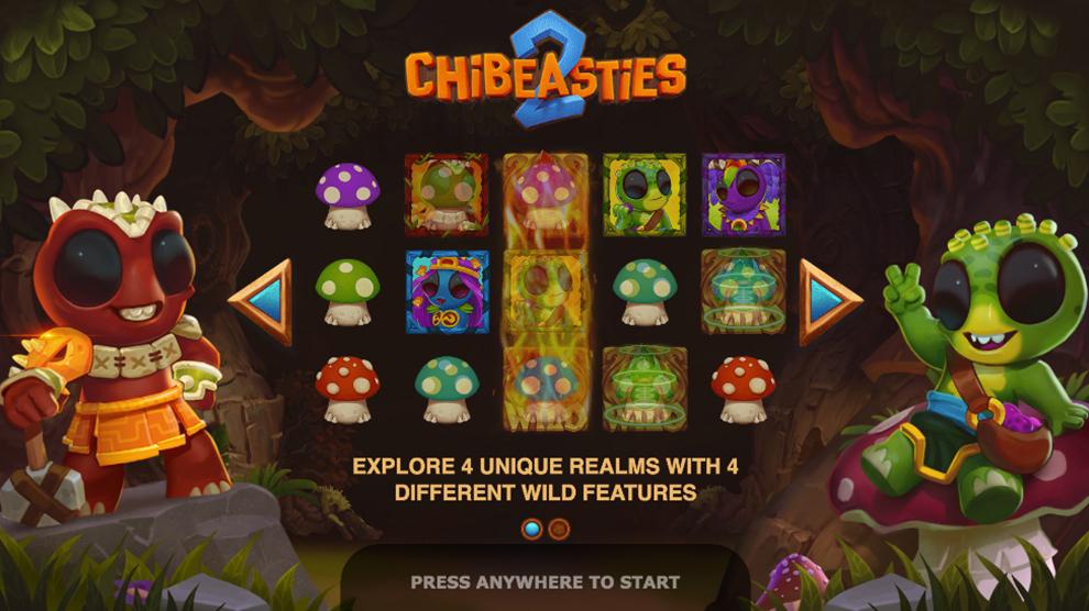 Chibeasties 2 kostenlos spielen 2