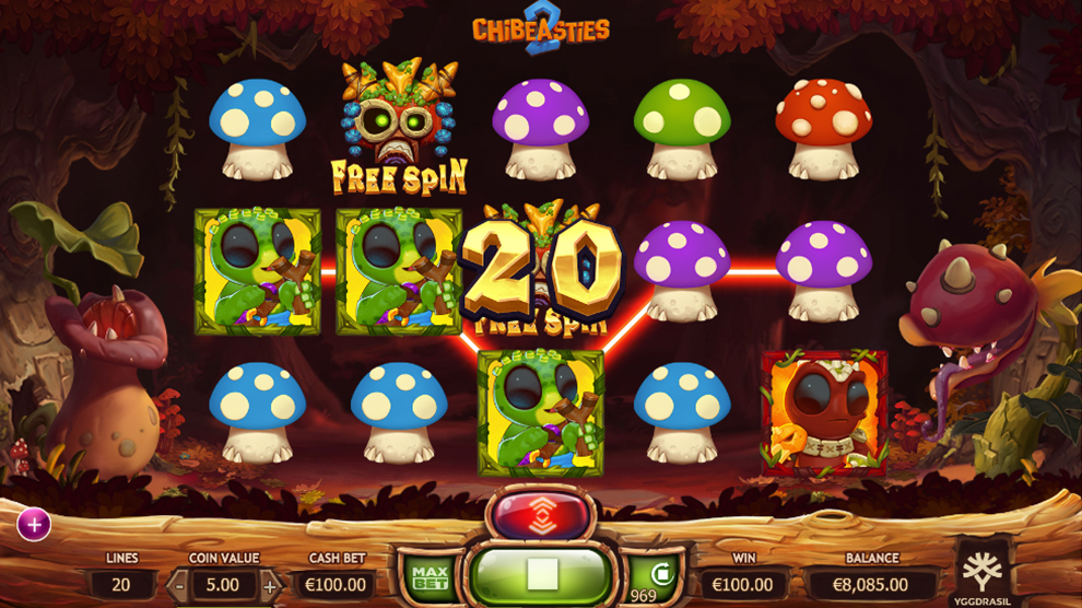 Chibeasties 2 kostenlos spielen 5
