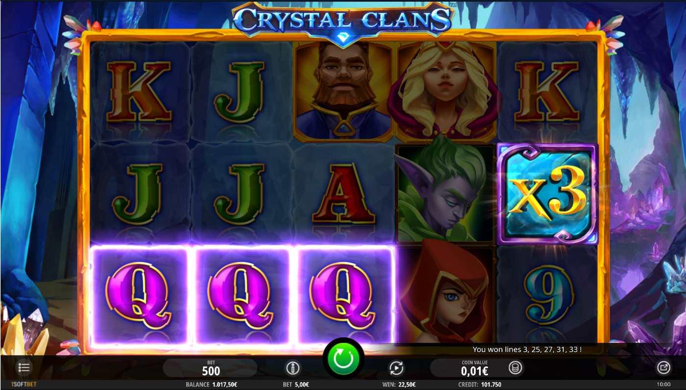 Crystal Clans kostenlos spielen 2