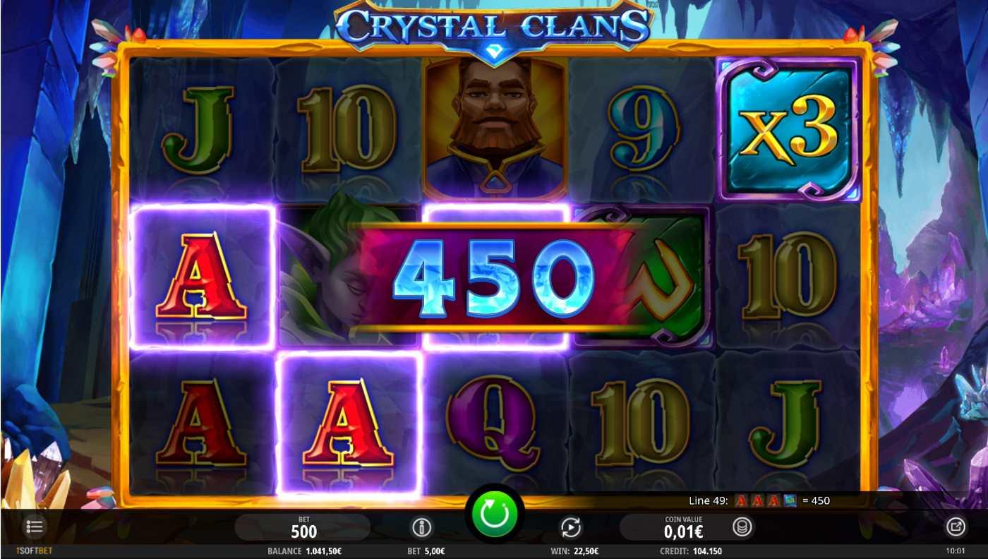 crystal clans kostenlos