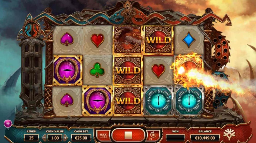 Double Dragons kostenlos spielen 1