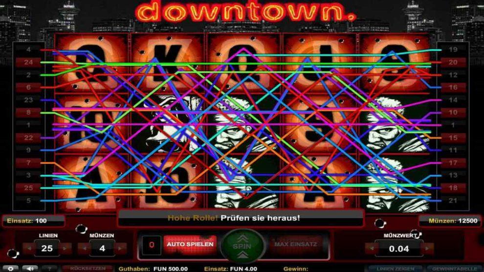 Downtown kostenlos spielen 1