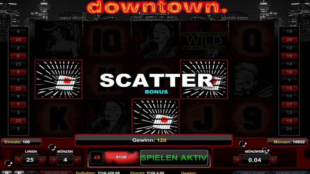 Downtown kostenlos spielen 3