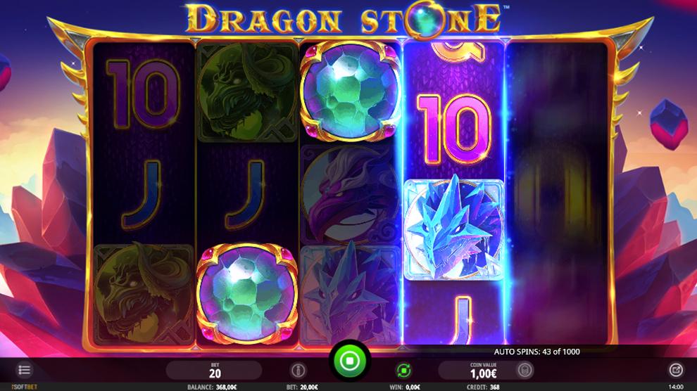 Dragon Stone kostenlos spielen 4