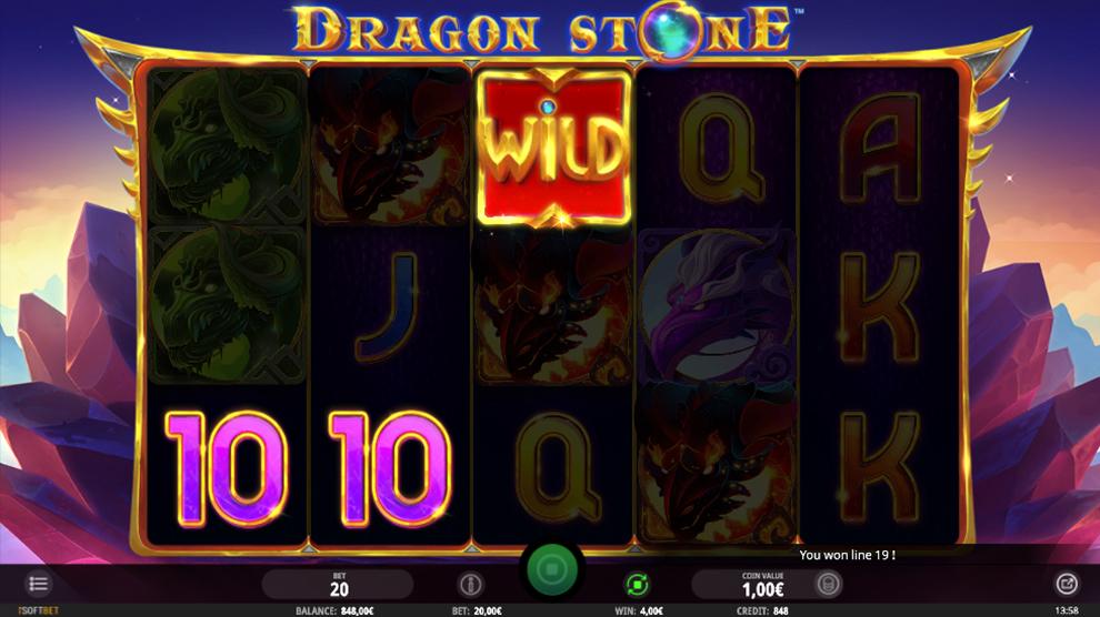 Dragon Stone kostenlos spielen 5