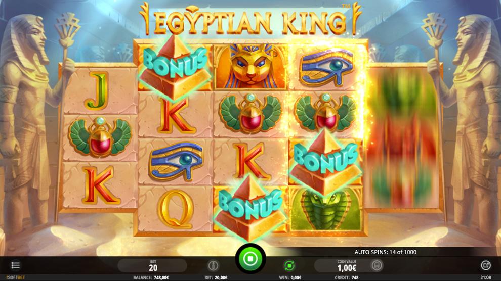 Egyptian King 2