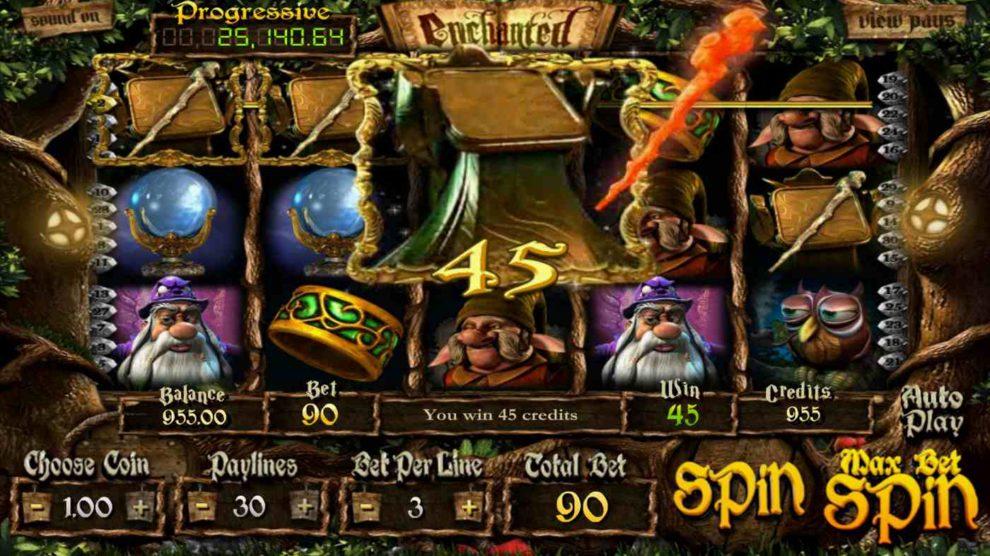 Enchanted kostenlos spielen 3