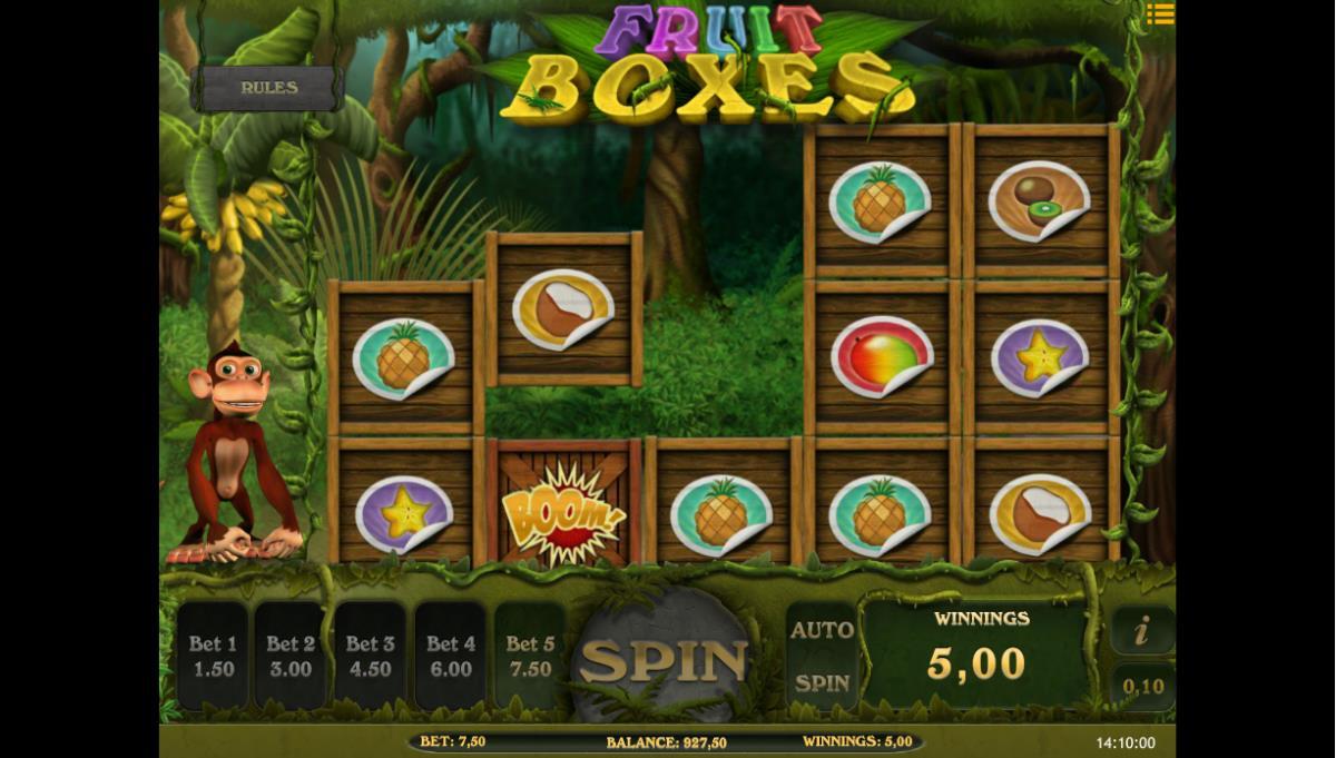 Fruit Boxes kostenlos spielen 2