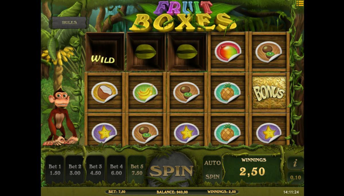 Fruit Boxes kostenlos spielen 3