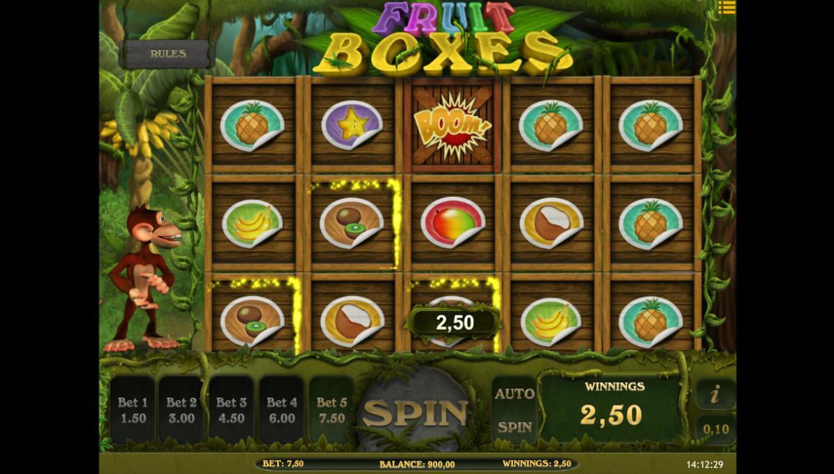 Fruit Boxes kostenlos spielen 4