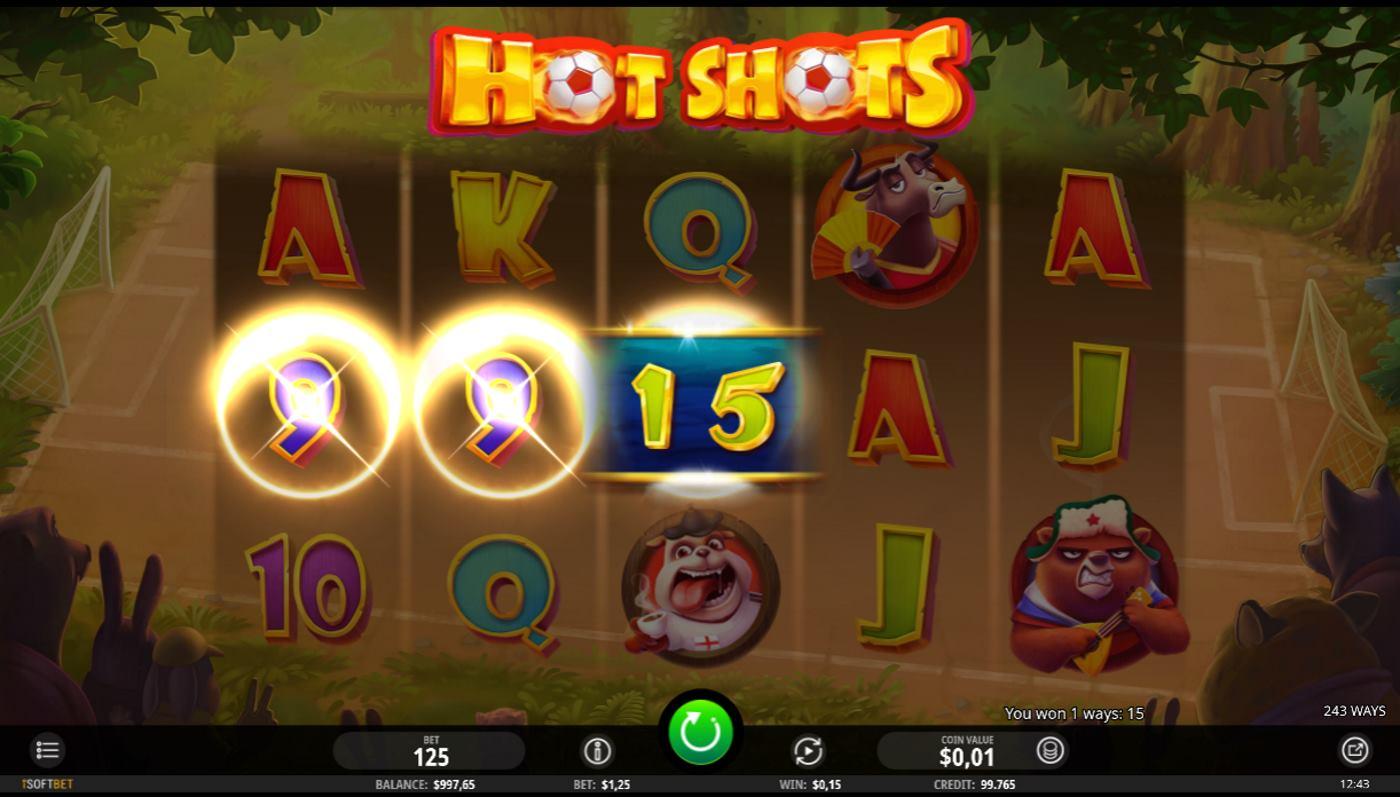 hot shots kostenlos spielen