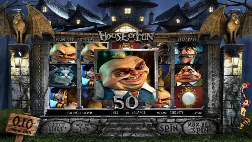 House Of Fun kostenlos spielen 1