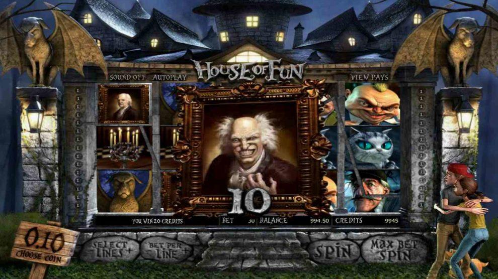 House Of Fun kostenlos spielen 2