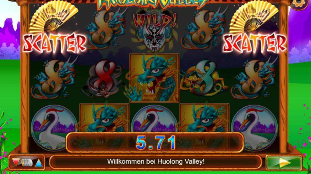 Huolong Valley kostenlos spielen 1