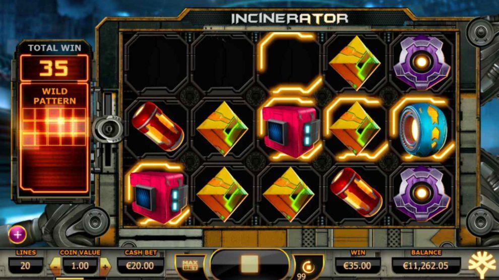 Incinerator kostenlos spielen 2