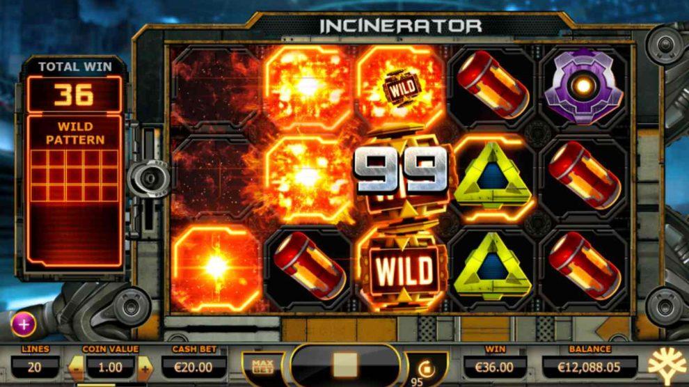 Incinerator kostenlos spielen 3