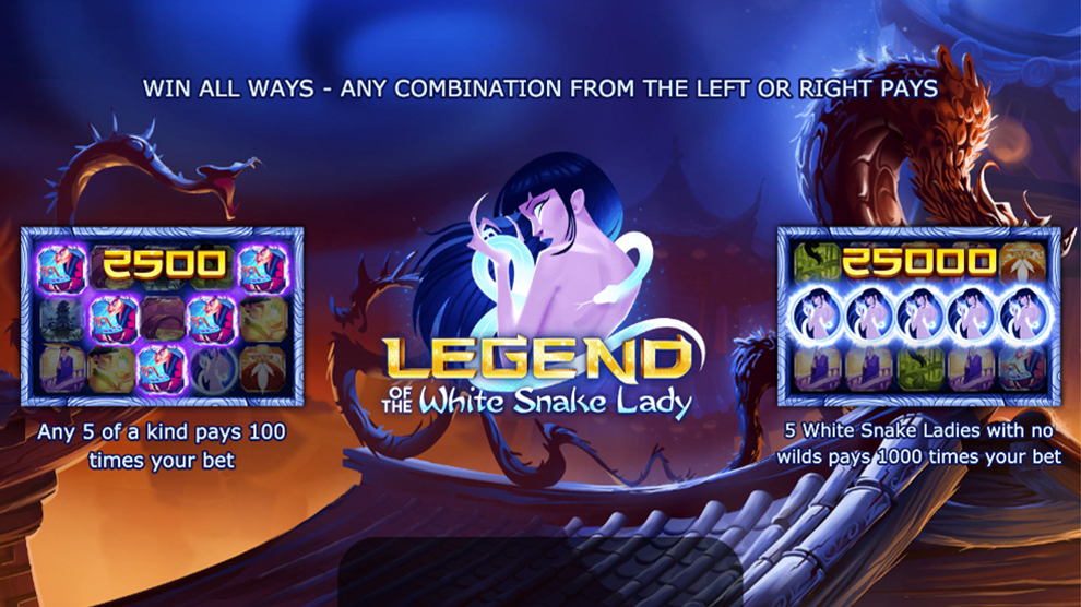 Legend of the White Snake Lady kostenlos spielen 2