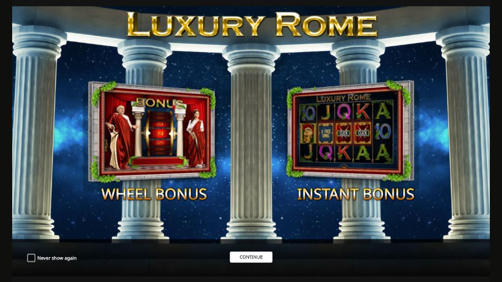 Luxury Rome HD kostenlos spielen 2