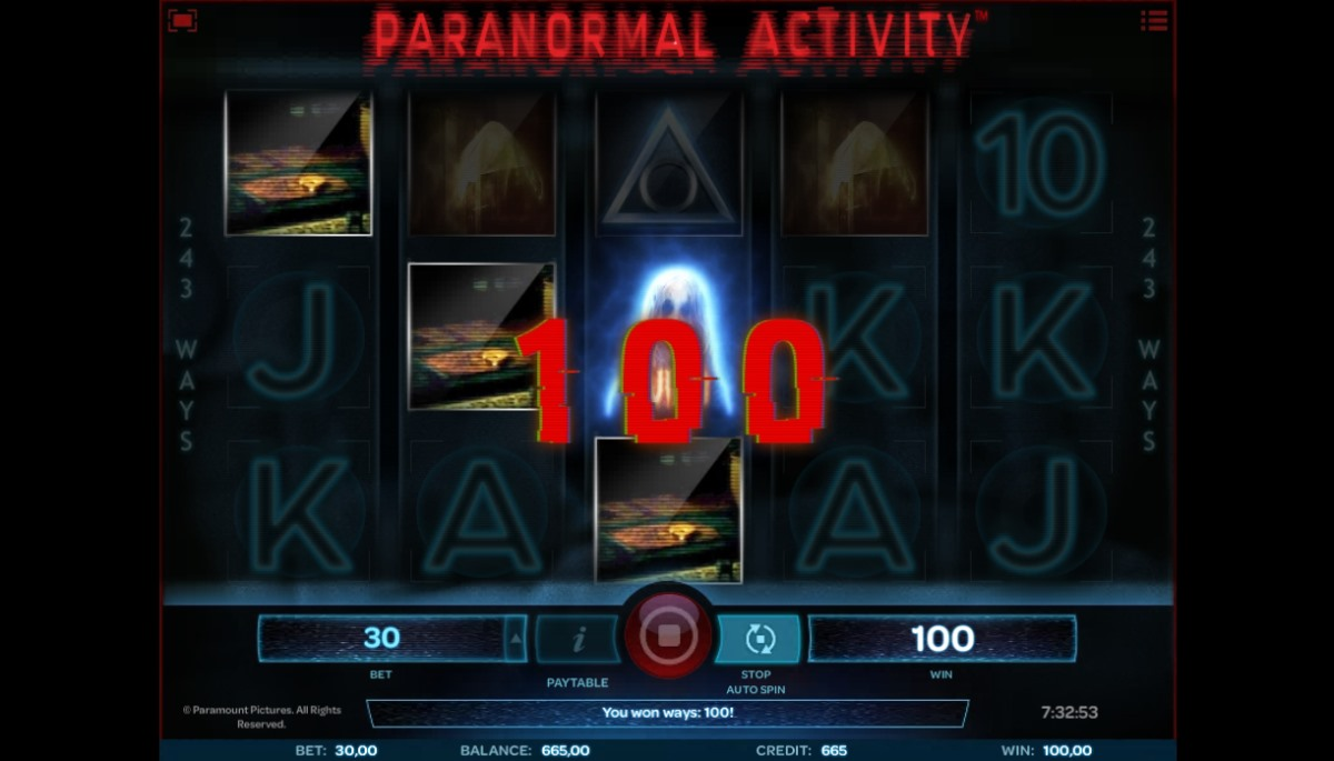 Paranormal Activity kostenlos spielen 1