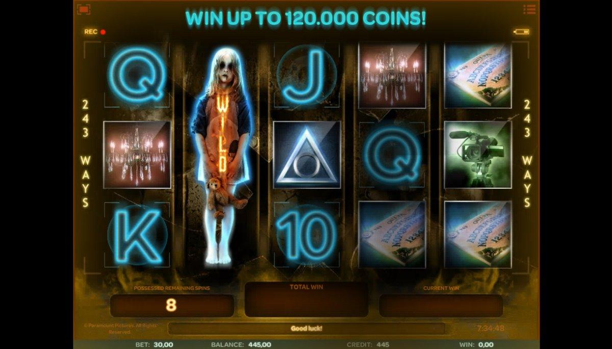 Paranormal Activity kostenlos spielen 3