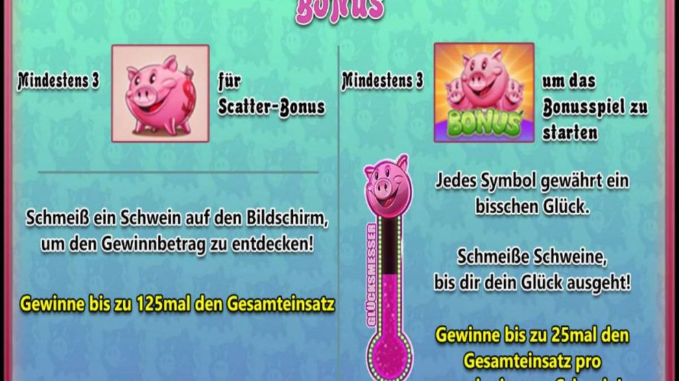 Piggy Bank kostenlos spielen 3