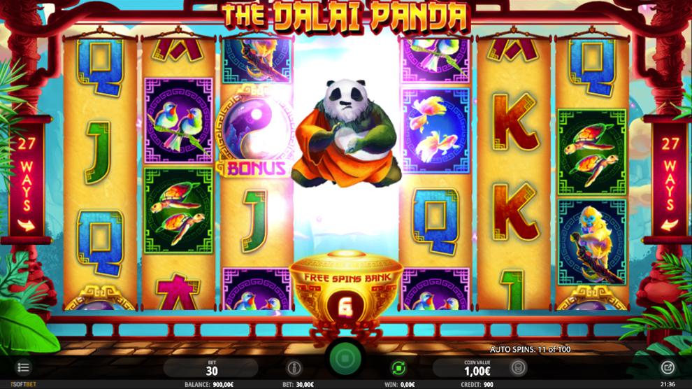 The Dalai Panda kostenlos spielen 3