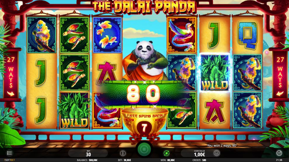 The Dalai Panda kostenlos spielen 5