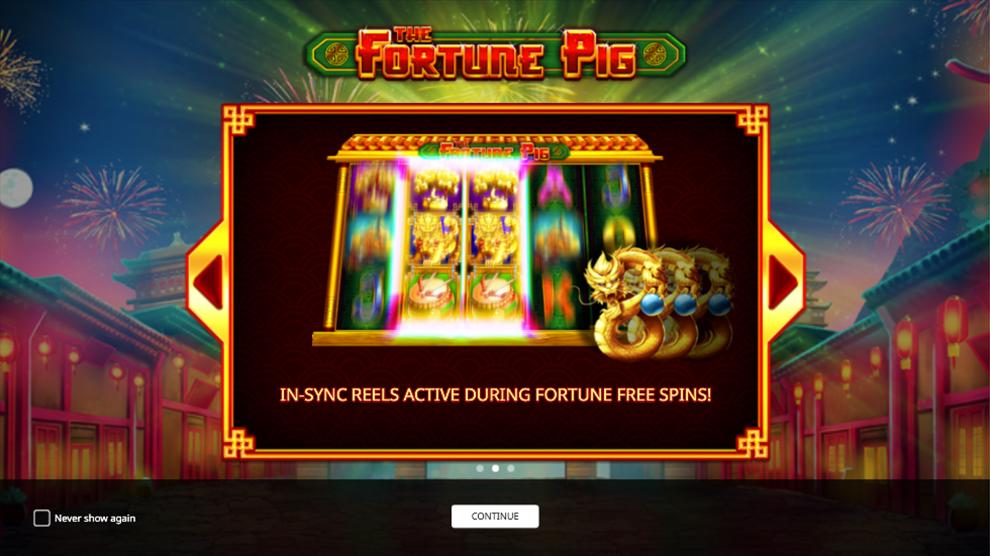 Fortune Pig kostenlos spielen 2