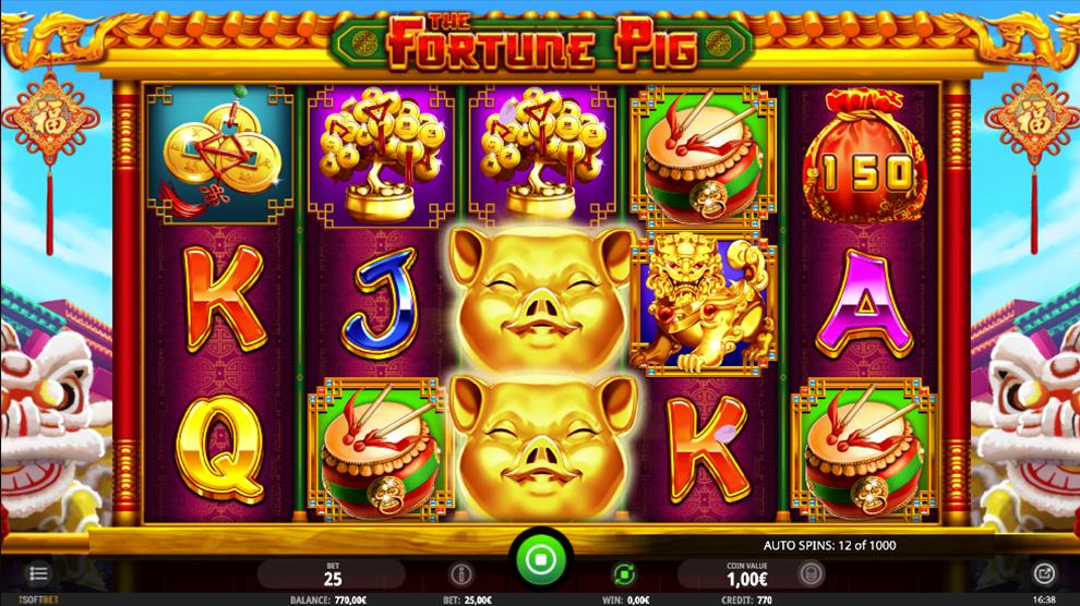 Fortune Pig kostenlos spielen 4