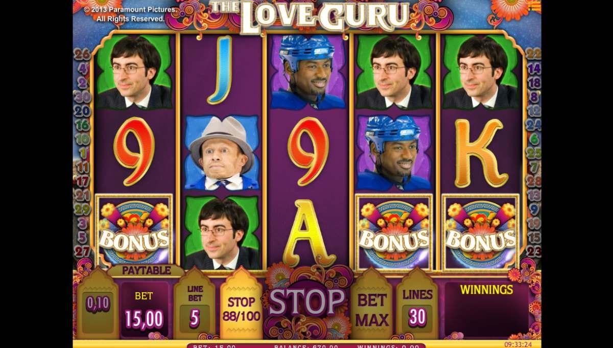 The Love Guru kostenlos spielen 1