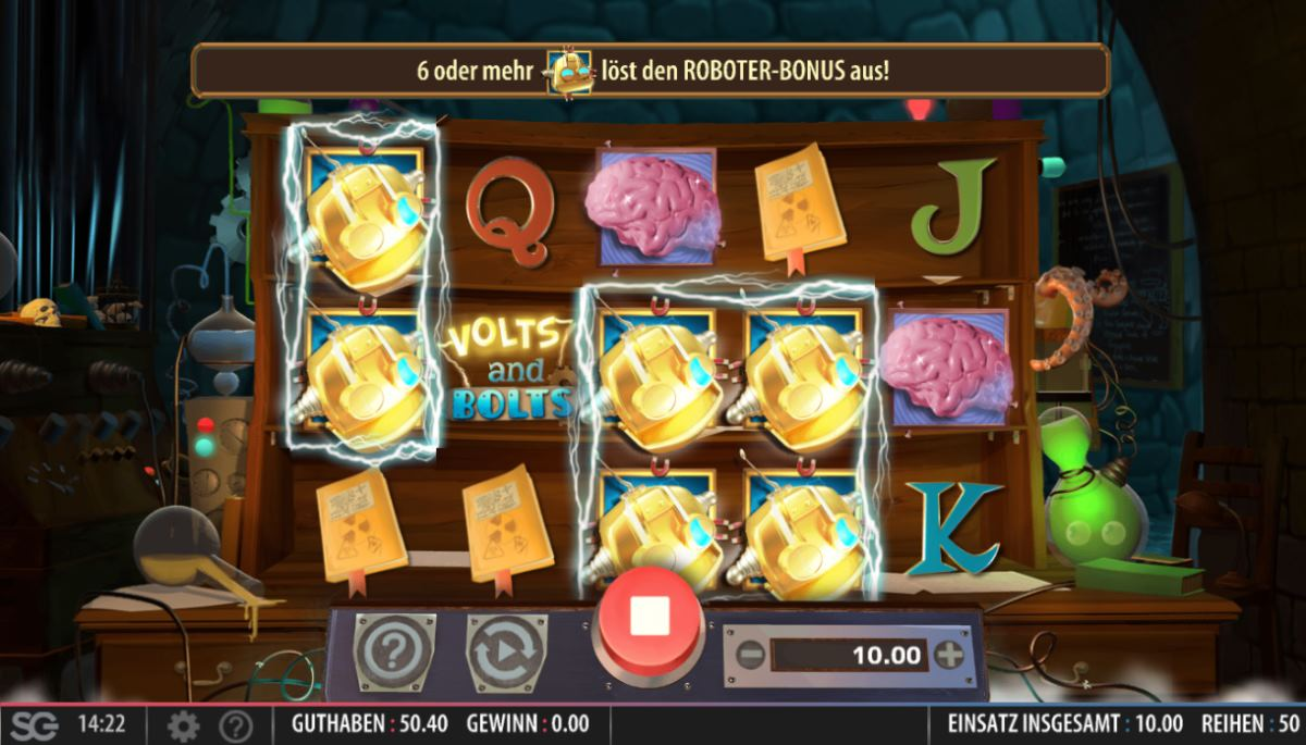 Volts and Bolts kostenlos spielen 3
