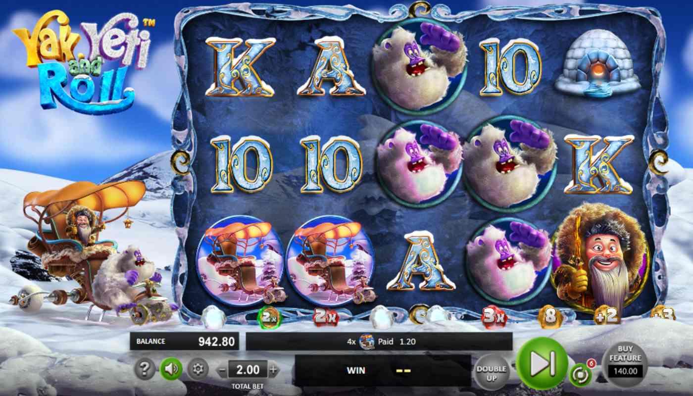 Bet play casino