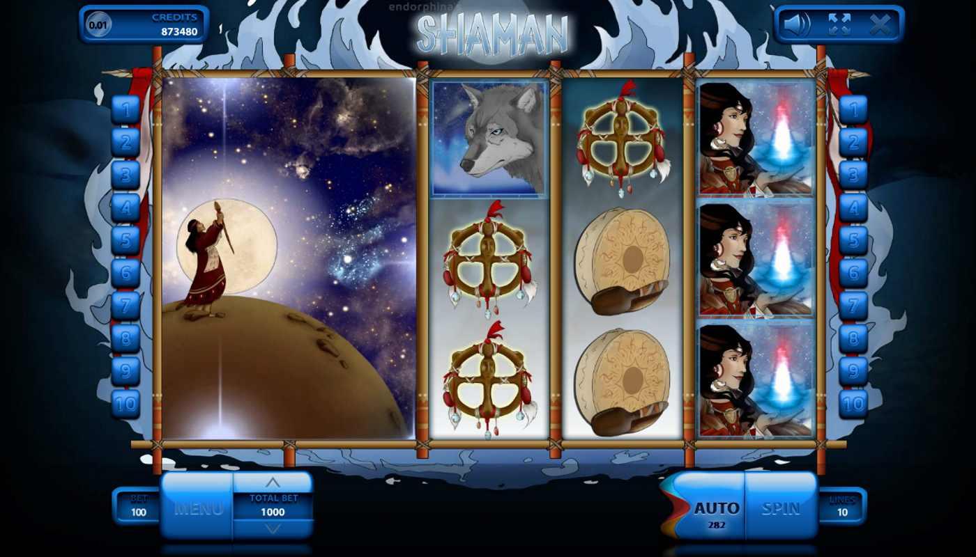 Shaman kostenlos spielen 2