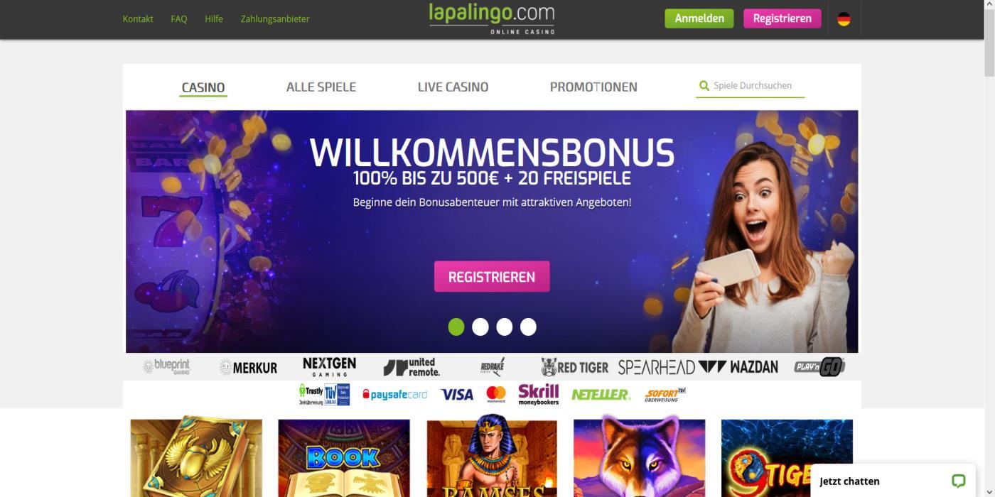 Lapalingo Casino 11