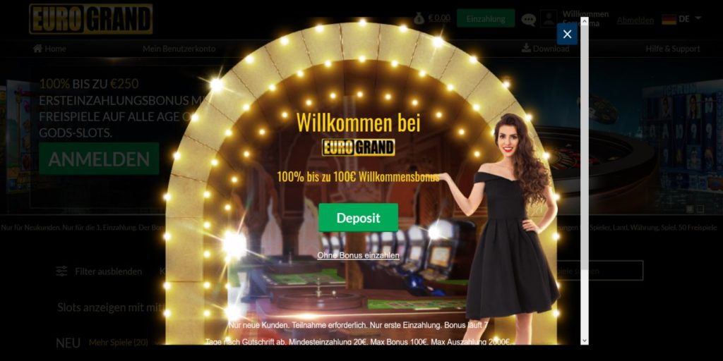 Eurogrand Casino 1