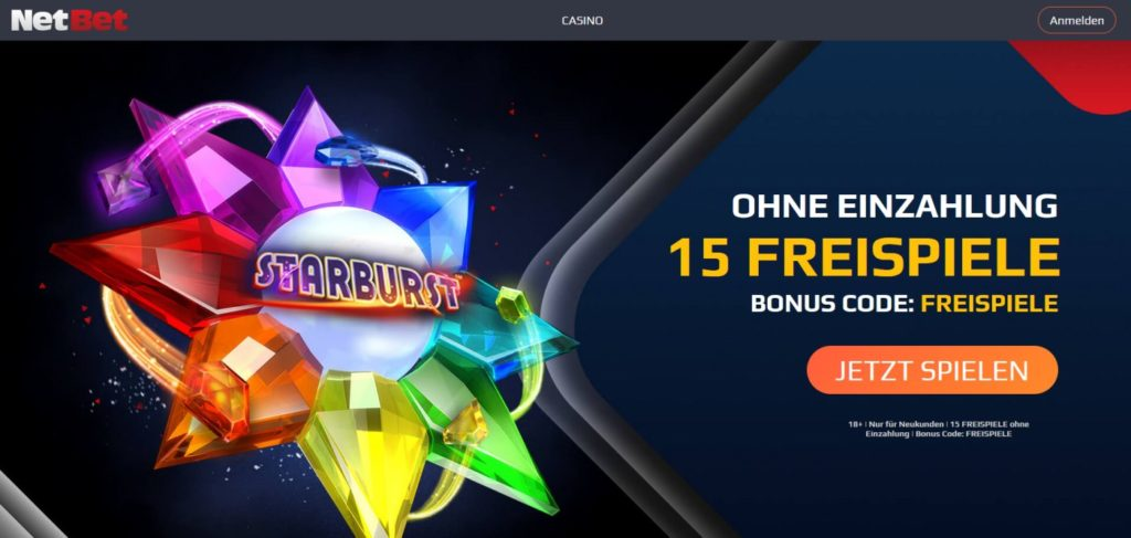 NetBet Casino 1