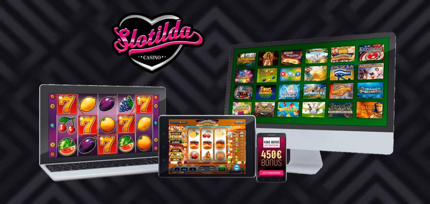 Slotilda App BG